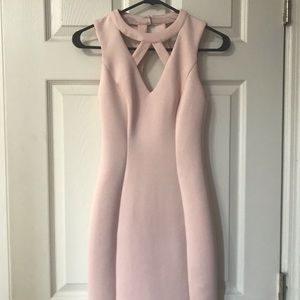Light Pink Guess Dress (New with Tags)